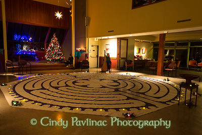 Winter Solstice Labyrinth Walk