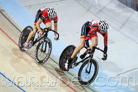 Junior Men Sprint Final. Track O-Cup #2, Milton, On, March 28, 2015