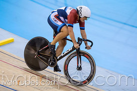 Master Women 500 Time Trial. Canadian Track Championships, Mattamy National Cycling Centre, Milton, On, September 24, 2016