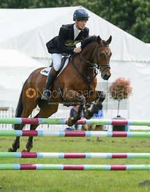 William Fox-Pitt and LITTLE FIRE - Rockingham Castle International Horse Trials 2016