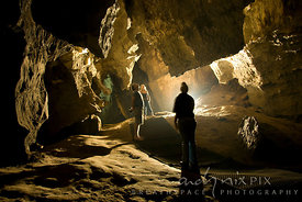Sterkfontein Caves early hominid site