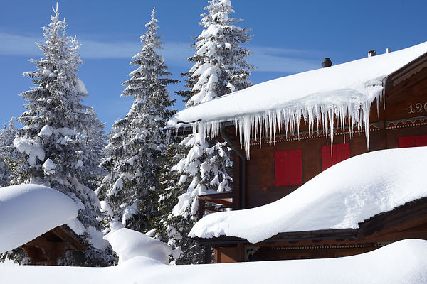 Red House , Gstaad