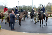 King's Royal Hussars Meet 09 Nov 2011