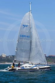 Swift, GBR148, Dragonfly 920 trimaran, 20160529166