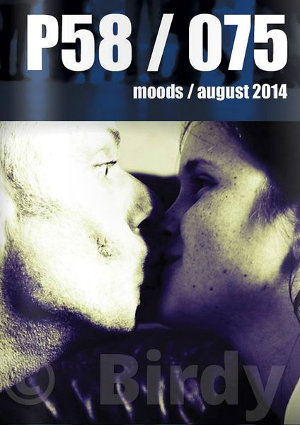 Birdy Tg is in P58 Magazine N°75 - August 2014 - MOODS