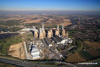 Ferrybridge power station