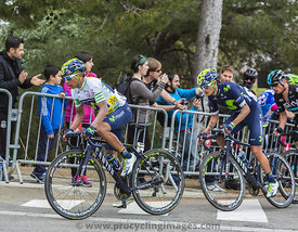 Nairo Quintana - The Winner of Volta Ciclista a Catalunya 2016