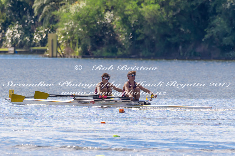 Taken during the NZSSRC - Maadi Cup 2017, Lake Karapiro, Cambridge, New Zealand; ©  Rob Bristow; Frame 1372 - Taken on: Friday - 31/03/2017-  at 15:09.58