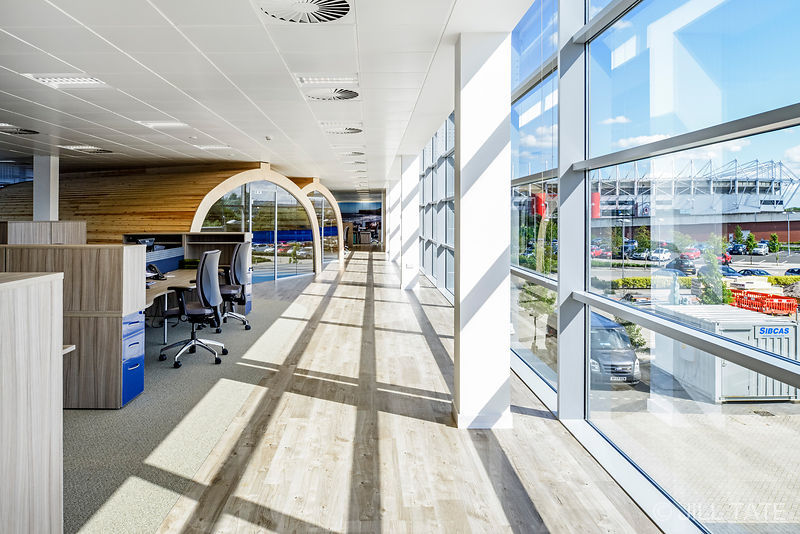 Fabrick Offices, Hudson Quay, Middlesbrough | Client: xsite architecture