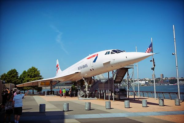 USA - New York - Intrepid (2017) fotos