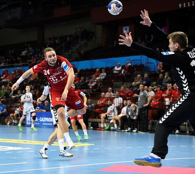Telekom Veszprem - Izvidjac CO photos
