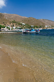 Xsirocambos or ksirocambos, Leros, Dodecanese Islands, Greece.