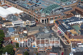Aerial Photography In and Around Watford-Intu Watford