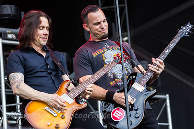 Myles Kennedy and Mark Tremonti, Alter Bridge