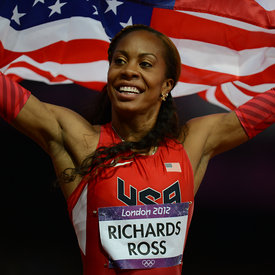 Sanya RICHARDS-ROSS (USA) photos