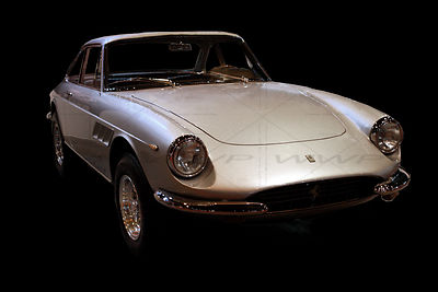 Ferrari 250 GT Lusso 1960 Art Photographs