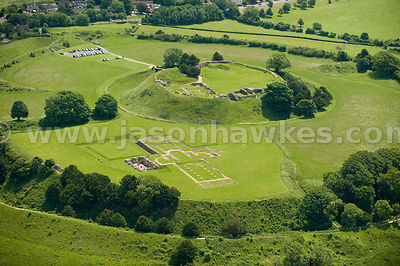 Old Sarum, Salisbury