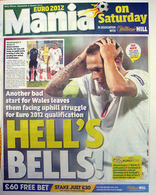 Daily Mirror 4 September 2010.3109004 – Steven Paston.