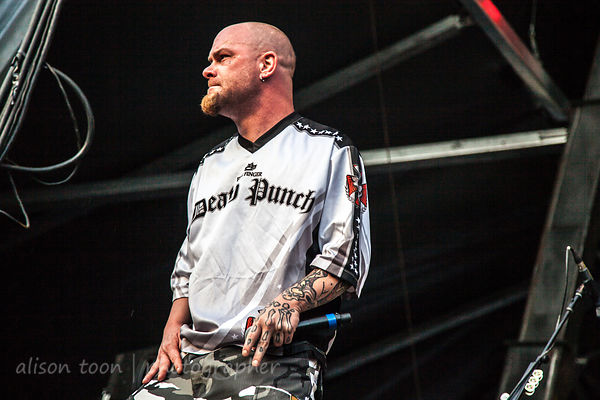 Five Finger Death Punch photos