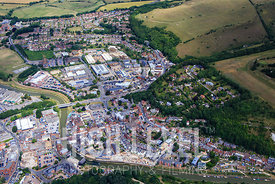 Aerial Photography Taken In and Around Lewes, UK