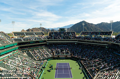 BNP Paribas Open 2017 photos