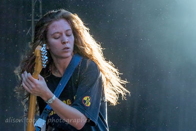 Reba Meyers, vocals and guitar, Code Orange