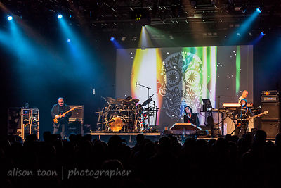 Marillion tour 2016, New York