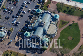 Aerial Photography Taken In and Around Torquay-Torquay Pavilion