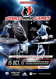 2017 10 15 World MMA Games photos touche finale