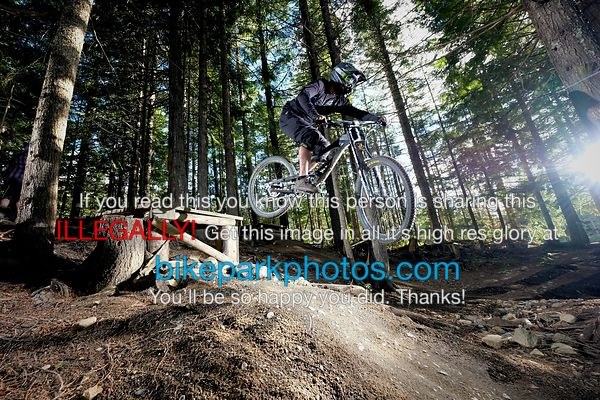 Tuesday June 26th - Wednesday Night Delight bike park photos
