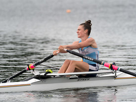Taken during the National Championships 2018, Lake Karapiro, Cambridge, New Zealand; ©  Rob Bristow; Frame 0230 - Taken on: Tuesday - 13/02/2018-  at 13:26.18