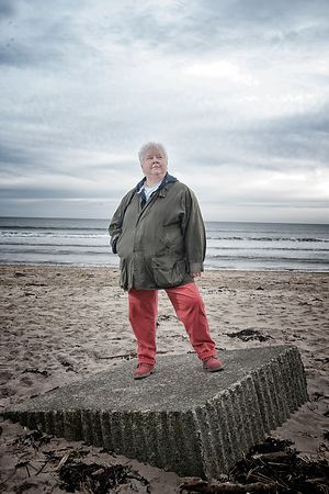 Val McDermid, author