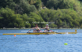 Taken during the World Masters Games - Rowing, Lake Karapiro, Cambridge, New Zealand; ©  Rob Bristow; Frame 389 - Taken on: Tuesday - 25/04/2017-  at 09:03.54