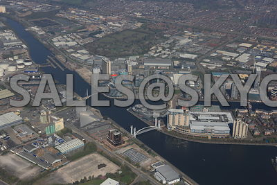 Manchester Aerial photographs