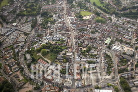 Aerial Photography Taken In and Around Lewes, UK.