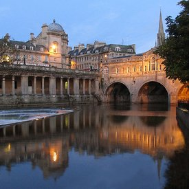 Poultney Bridge 3, Bath, UK
