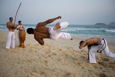 Brazil - Capoeira photos
