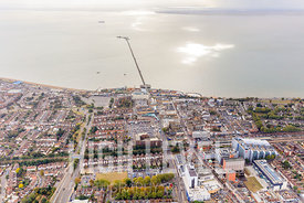 Aerial Photography Taken In and Around Southend-on-Sea, UK