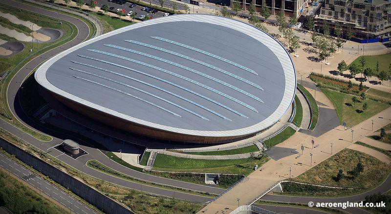 Lee Valley VeloPark London
