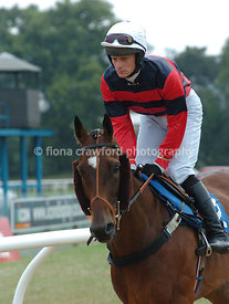 Barella winner of the newtonabbotracing.com Selling Hurdle Race (Class 5)