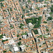 Lissone aerial photos