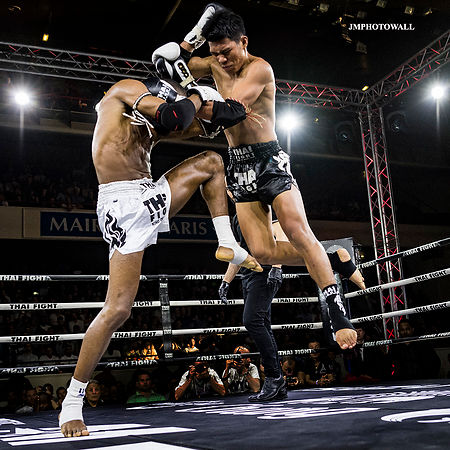 Thai Fight 2017: PHOTO DU JOUR 215 photos