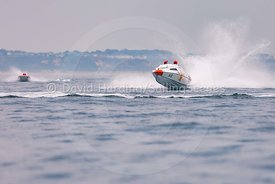 The Beaver Returns, N-10, Fortitudo Poole Bay 100 Offshore Powerboat Race, June 2018, 20180610146