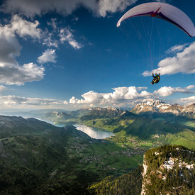 Parapente photos
