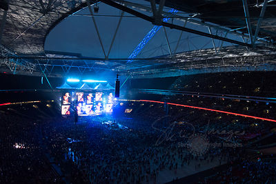 Ed Sheeran - Wembley Stadium, London, UK (Sunday, 12th July 2015)