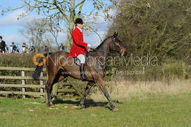 The Cottesmore Hunt at Newbold 23/2