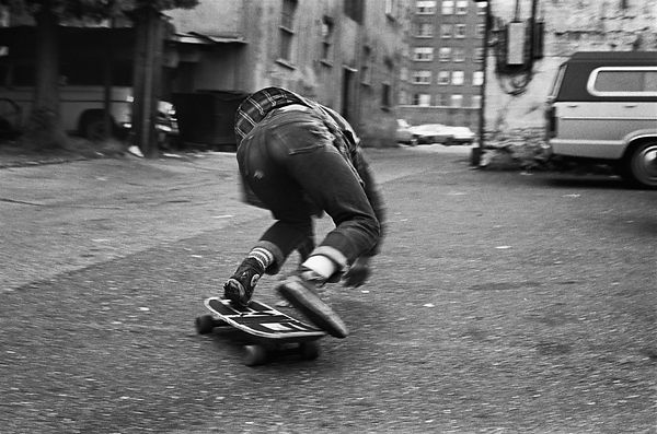 SLIDE,  SEATTLE 1984
