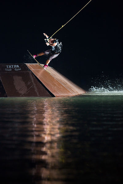 Poule Wake Park - Daniel & James session pictures