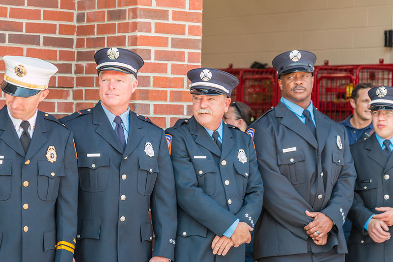 Norfolk Fire-Rescue Station 12 Dedication Ceremony