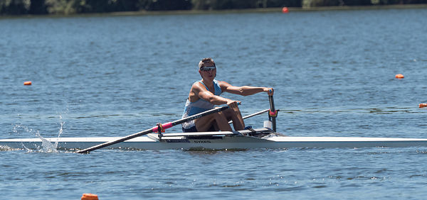 Taken during the National Championships 2018, Lake Karapiro, Cambridge, New Zealand; ©  Rob Bristow; Frame 1085 - Taken on: Friday - 16/02/2018-  at 13:51.15